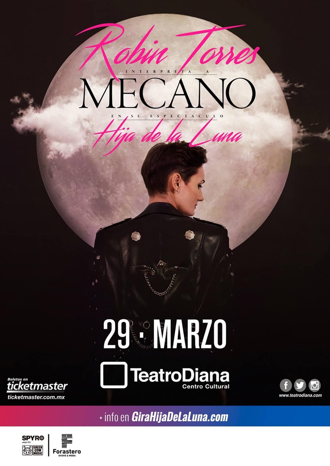 [Pospuesto] Hijade laLuna, Homenaje a Mecano - 29 de Marzo en Teatro Diana