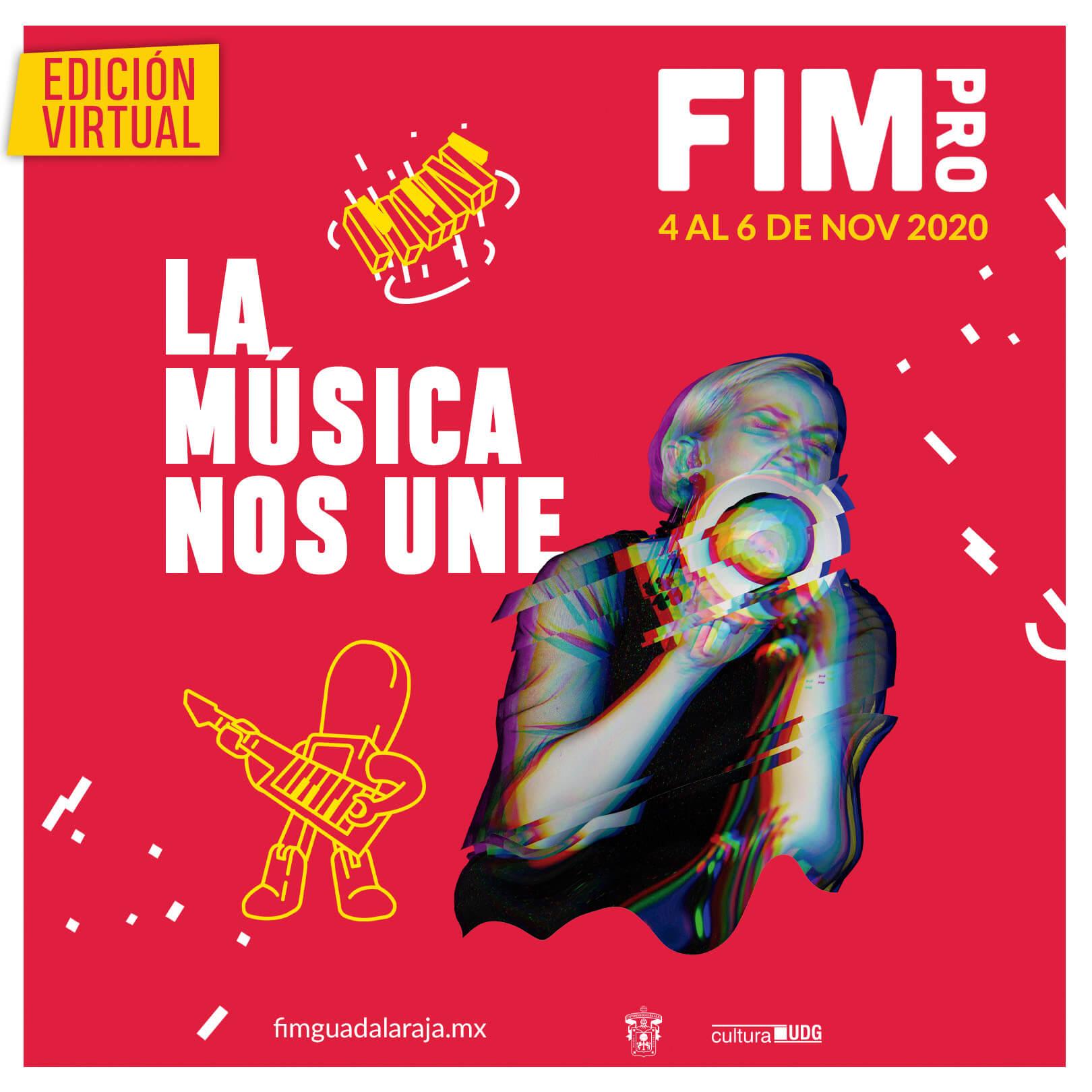 FIMPRO edición digital, del 4 al 6 de noviembre