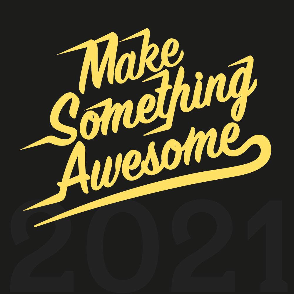 Make Something Awesome, 27 de Noviembre vía Zoom